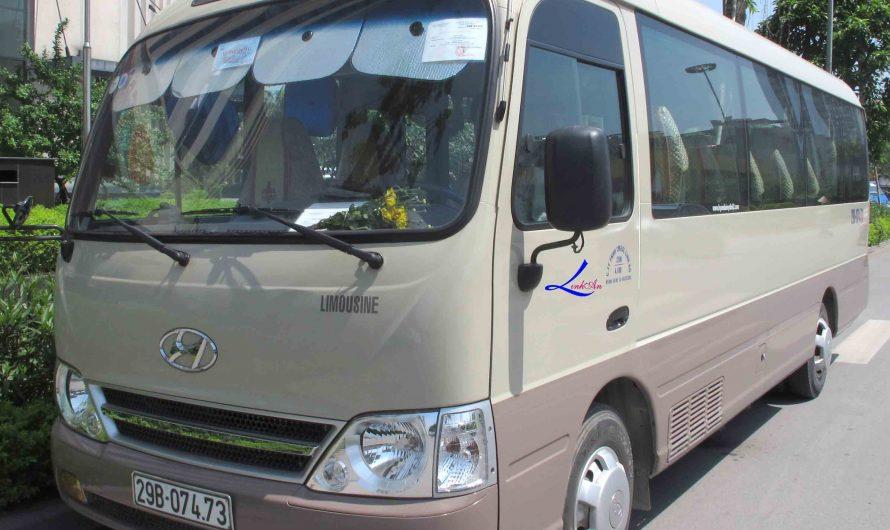 Ha Giang to Meo Vac Bus